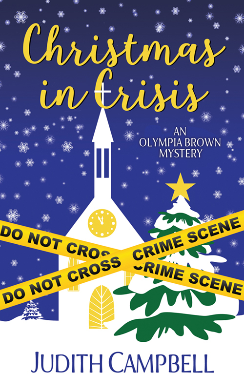 Christmas in Crisis cover