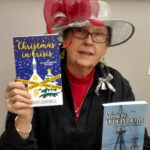 Judy rolling out her new books