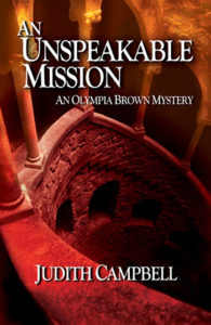 Unspeakable Mission Cover