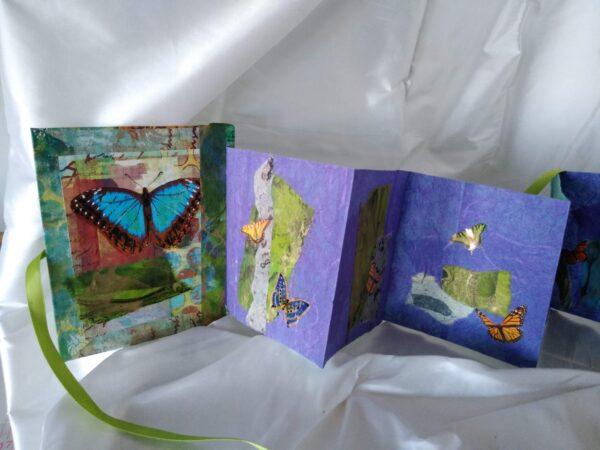 Fleeting Images Artist Book