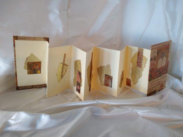Cloister Garden Artist Book