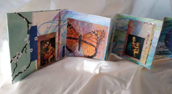 Transformation Artist Book