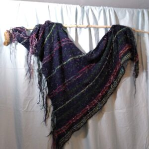 Midnight Sky Shawl