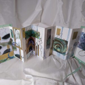 Spiral Staircase Artist Book