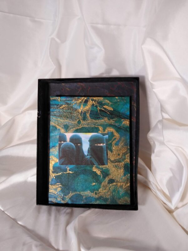 """The Goddesses Within.""....(Boxbook) Personal altar screen"