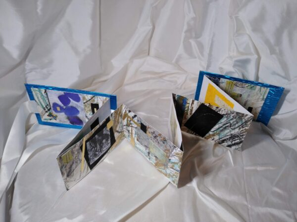 """Sacred Space"" Artist Book"